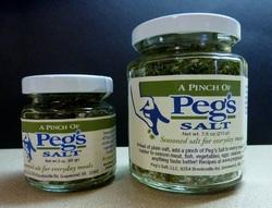 Peg's Salt