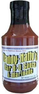 Daddy Natty's BBQ Sauce