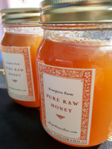Colorado Raw Honey
