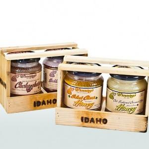 Browning's Honey Company, ID