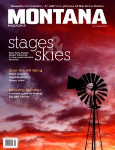 Montana Magazine StateGiftsUSA.com/made-in-montana