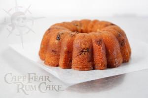 Cape Fear Rum Cake