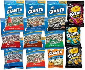 Giants Snacks North Dakota