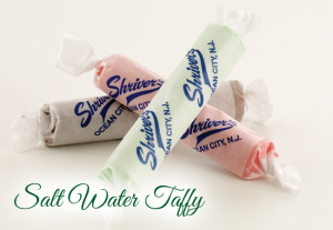 Shriver's Salt Water Taffy