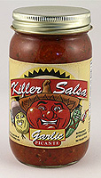 Killer Salsa, Nevada