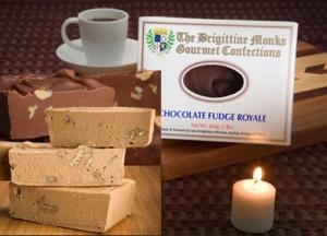 Brigittine Monks Fudge