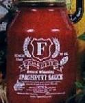 Figaretti Sauce, Wheeling WV