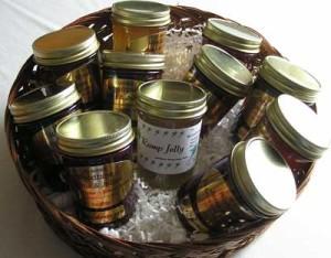 Woodbine Jams and Jellies