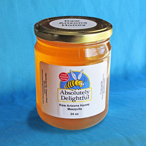Absolutely Delightful Arizona Honey