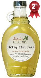 Mystic Hickory Syrup