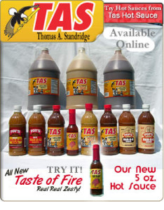TAS Sauces