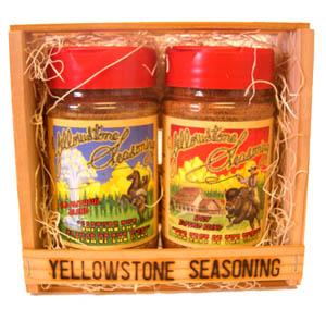 Yellowstone Seasoning