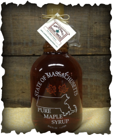 Massachusetts Maple Syrup