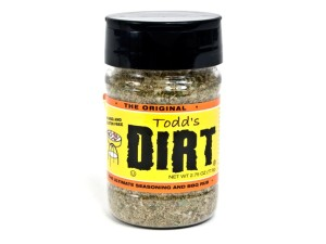 Todd's Dirt Seasoning