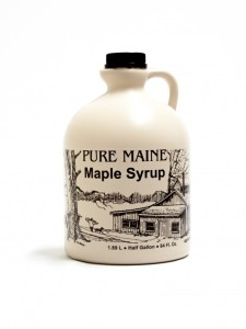 Spring Break Maple and Honey, Maine