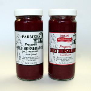 Brede Foods Beet Horseradish