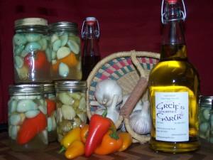 Greif's Gourmet Garlic