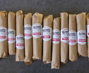 Salami of the Month Club, Olympic Provisions
