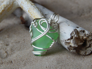 Rhode Island Sea Glass Jewelry