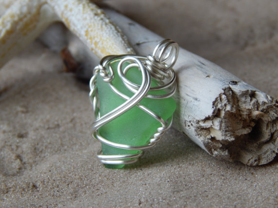 Rhode Island Sea Glass Jewelry
