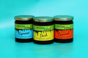 Willie Byrd Dark Chocolate Sauces
