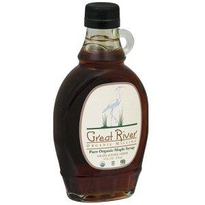 Great River Maple syrup, Iowa