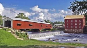 Bridgeton Mill, Indiana