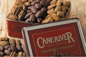 Cane River Pecan Company Gift Tin