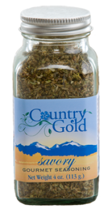 Country Gold Savory Spice, Montana