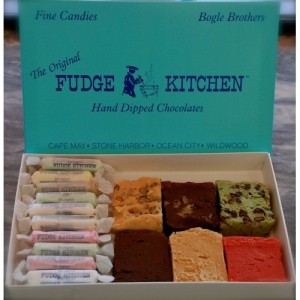 Fudge Kitchen Gift Box, New Jersey