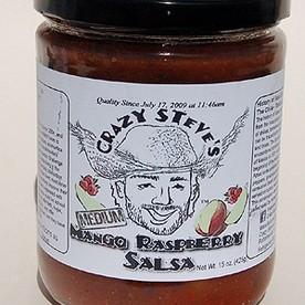 Crazy Steve's Pickles & Salsa