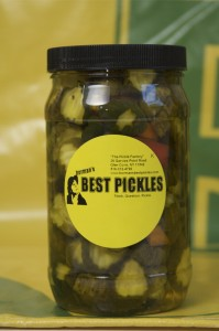 Horman's Best Pickles, Long island