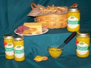 Cooney's Mountain Mustard