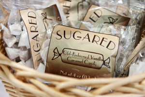 Sugared Caramel Candy
