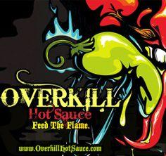 Overkill Hot Sauce