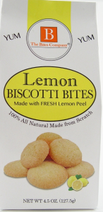 The Bites Company Biscotti