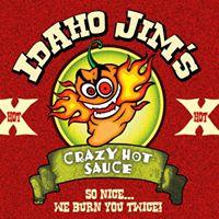 Idaho Jim's Crazy Hot Sauce