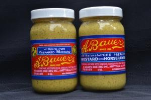 A. Bauer's Mustard StateGiftsUSA.com