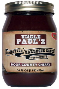 Uncle Paul's BBQ Sauces StateGiftsUSA.com