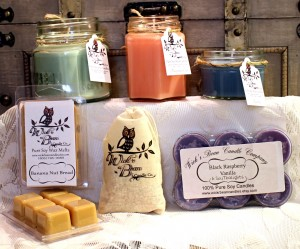 Wick'r Bean Candle Assortment