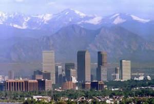 Denver Skyline StateGiftsUSA.com