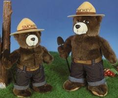 Smokey Bear StateGiftsUSA.com