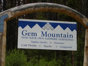 Gem Mountain MT StateGiftsUSA.com