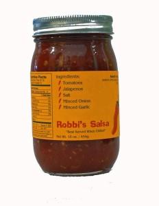 Robbi's Salsa StateGiftsUSA.com
