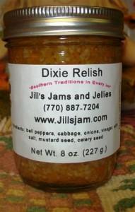 Jill's Dixie Relish StateGiftsUSA.com