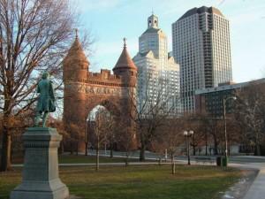 Hartford Bushnell Park StateGiftsUSA.com