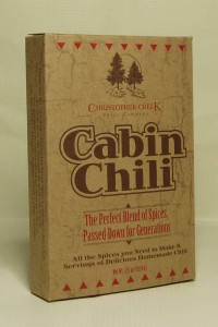Cabin Chili StateGiftsUSA.com