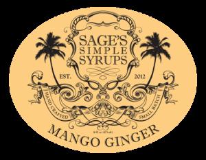 Sage's Simple Syrups StateGiftsUSA.com