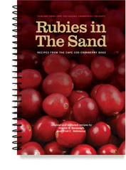 Cranberry Cookbook StateGiftsUSA.com