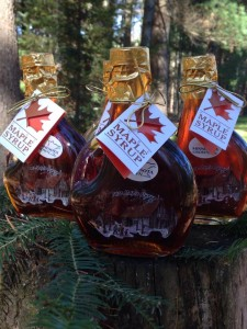 Scarlet Jewell Maple Syrup StateGiftsUSA.com